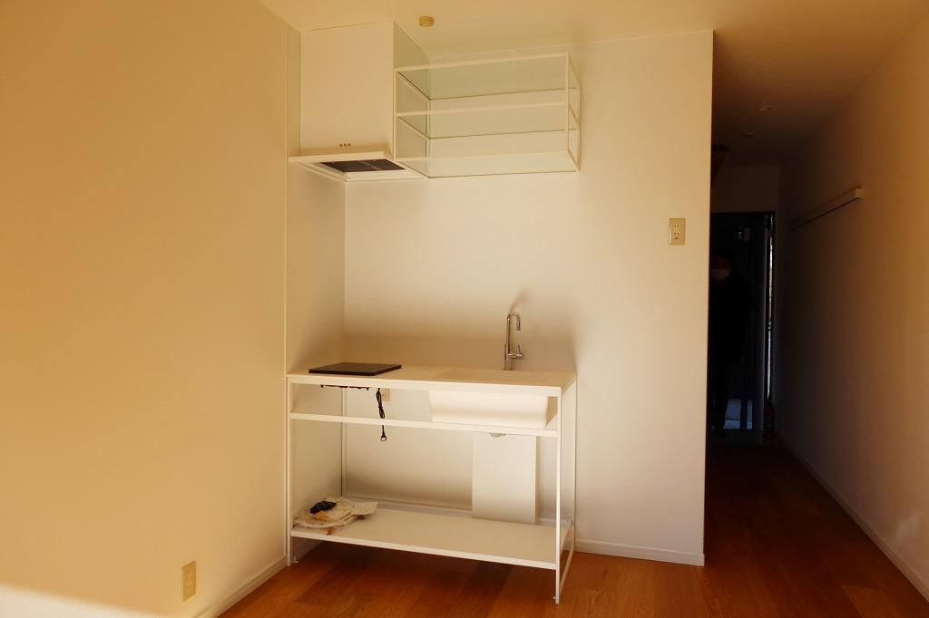 1階の車いす利用も想定して作られた住戸。といっても車いす利用者専用というわけではない