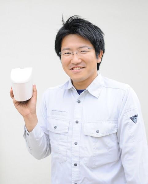 川田社長はTwitterを通じて、住まいのトラブルの対処法を発信している。