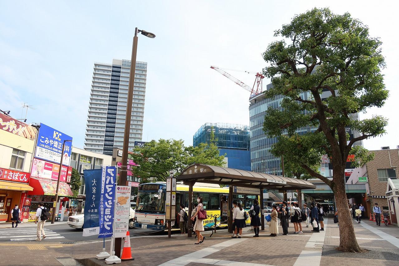 最寄り駅は再開発で駅前が変化しつつある小岩駅。お隣の新小岩などに比べると人気度は今ひとつと聞くが商店街が充実しており、住みやすそうである