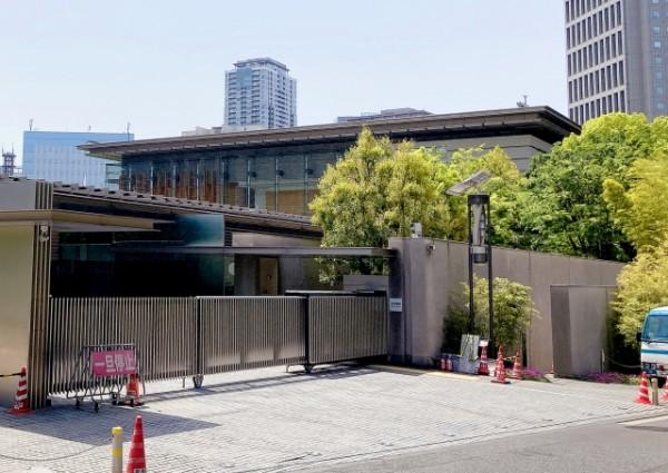 東京都千代田区の首相官邸