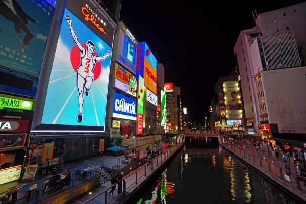 商業地で基準地価の下落率ワースト1だった大阪・道頓堀周辺